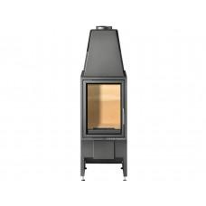 Kamineinsatz ESPRIT 185.16/3-AL, Sichtfenster flach