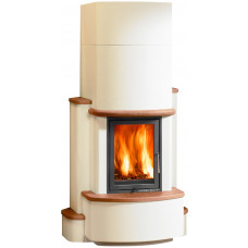 H+S Kamin 185 Dijon cotto  =  #