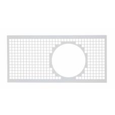 LÜFTUNGSGITTER ARLBERG-ANSCHLUSS OBEN 65,5x31cm