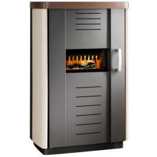 Dauerbrandofen POTSDAM 137.12 ahorn/coffee
