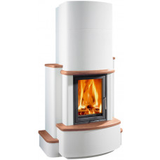 H+S Kamin 185 Provence cotto # =