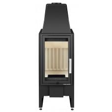Kamineinsatz TREND-III 184.18, schwarz, Sichtfenster flach