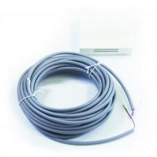 Wohnraum-Temperaturfühler WRF 04 mit 8m Kabel