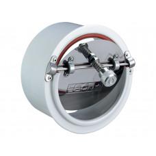 Energiespar-Zugregler Ø 150mm, aus pulverbeschichtetem Stahlblech