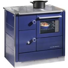 Cuisinière DH 85.5 bleu droit