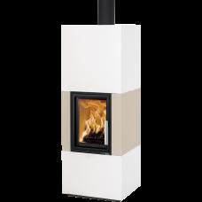Kit de cheminée DACHSTEIN, foyer  Esprit IV 185.16, Béton non traité personnalisable