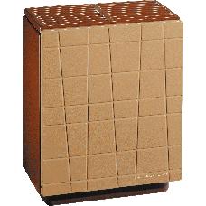 Poêle à mazout ELBA II 406.55-ZF, brun / beige sable 5,5kW