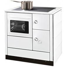 Cuisiničre HSD 86 AS blanc/dessus laqué/four à droit