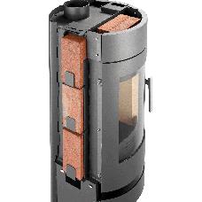 Accumulateur de chaleur, brique de magnésite, pour OLBIA