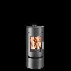 UPPSALA easy III 209.15 perl-anthrazit, Blende schwarz-glänzend